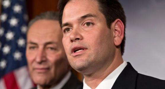 REPORT: Rubio, with Schumer, Urged Talk Radio, Fox News to Support 'Gang of Eight' Amnesty