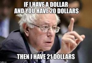 Check Out Bernie Sanders' #SocialismChecklist