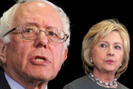 No Democratic Winner Yet In Iowa With Clinton, Sanders Locked In Tight Race