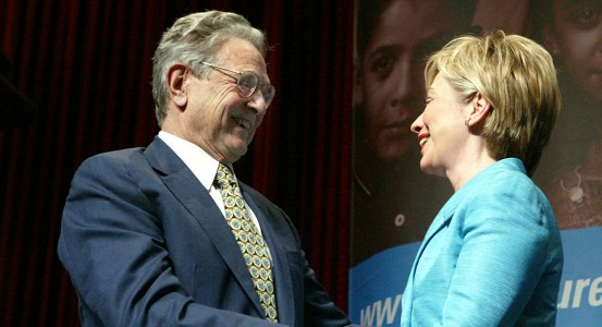Soros Gives $6 Million To Save Hillary On Eve Of Iowa