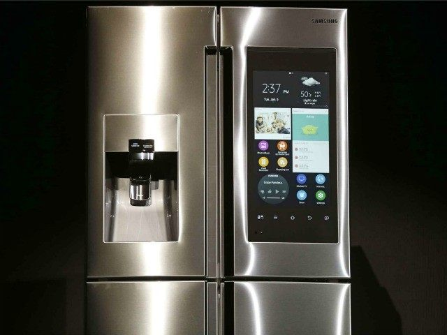 Spy Fridge: The Internet of Things Meets the Surveillance State