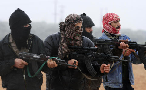 BREAKING: EU Police Chief: 5,000 Trained Jihadists In Europe