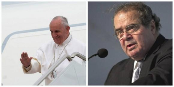 Justice Scalia Was More Catholic Than the Pope