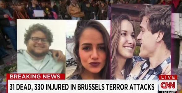Confirmed: New York Siblings Killed in Brussels Terror Attacks