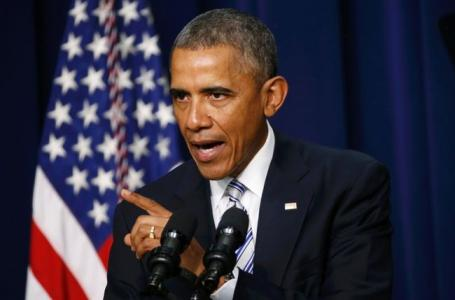 After Obama Slams Trump Rhetoric, White House Forced to Answer for This Aggressive Obama Comment