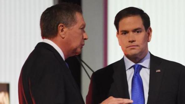 No Deal: Kasich Kicks Rubio When He's Down