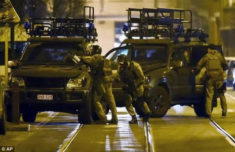 French Muslim Arrested in Imminent Islamic Terror Attack