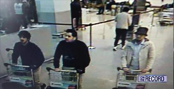 Brussels Airport Terrorists ID'd, Linked to Paris Attack; UPDATE: Third Bomb Suspect Captured