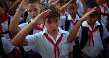 "D.C. Leaders Look to Communist Cuba for ""Education Successes"""
