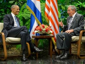 Castro Trashes U.S. to Obama's Face… POTUS 'Welcomes' Criticism…