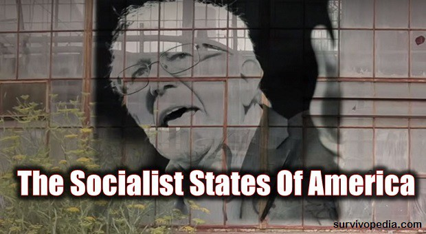 The Socialist States Of America?