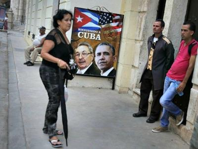 Spring Break! Obama Family Traveling to Cuba for Visit with Castro