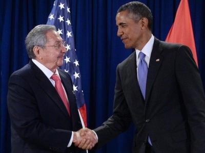 Report: Obama 'Wants to Make a Splash' with More Castro Concessions Before Cuba Visit