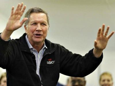 Kasich's Second Amendment Problem