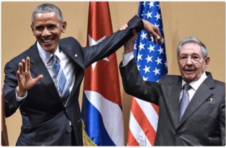 Barack Obama Disgraces the Free World