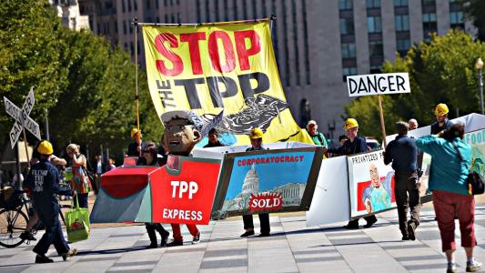 More Than 100 State and Local Governments Considering Anti-TPP Resolutions