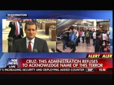 Cruz's Presidential Brussels Response: What More Do You Need?