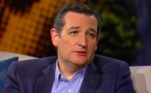 Watch How Cruz Responds When Jimmy Kimmel Asks Why His Colleagues in the Senate Don't Like Him