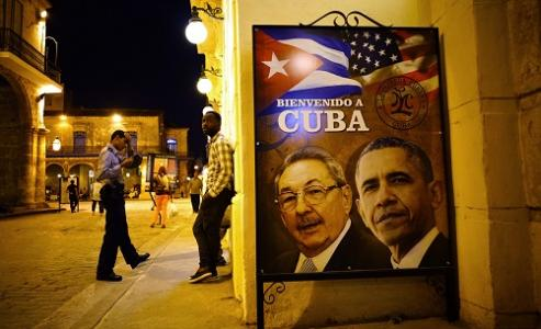 Some observations on President Obama's upcoming trip to Cuba