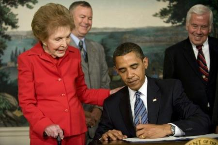 UNREAL: President Obama to Skip Nancy Reagan Funeral for SXSW Conference