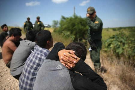 Border Patrol Union Chief Says Arrests Of Afghans And Pakistanis Have Skyrocketed This Year