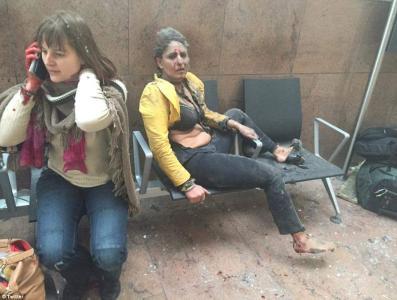 """Devout Muslims on social media scream """"Allahu akbar,"""" celebrate Brussels jihad mass murders, """"tears of joy"""""""
