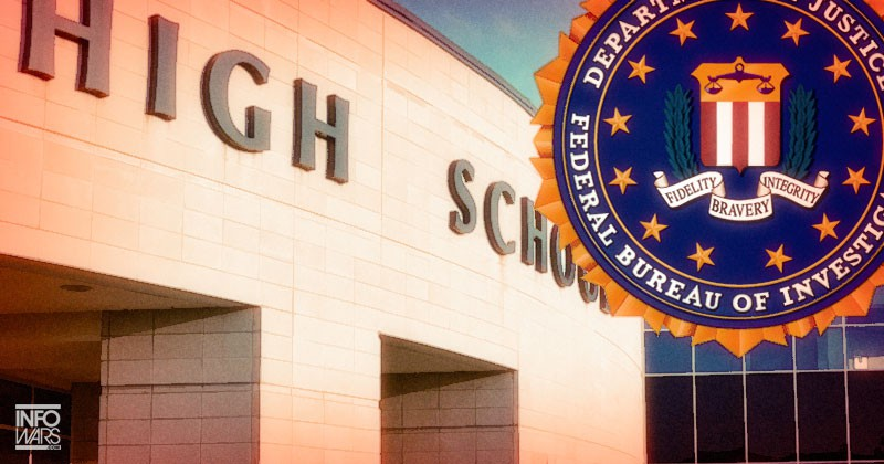 "FBI Instructs High Schools to Inform On ""Anti-government"" Students"