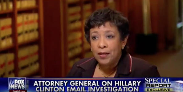 AG Loretta Lynch Declines to Answer Key Question on Hillary Clinton Email Scandal… – WATCH