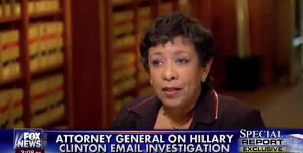 AG Loretta Lynch Declines to Answer Key Question on Hillary Clinton Email Scandal… – WATCH