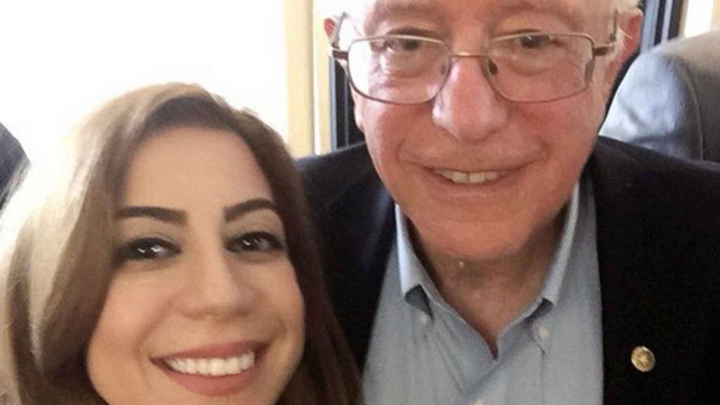 Bernie Sanders Meets with Leader of Designated Terrorist Group