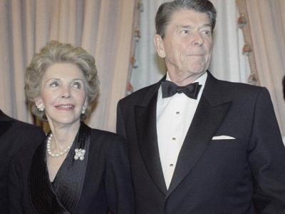 Politico: The Reagan's Were 'Insurgents' Against the GOP Establishment