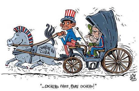 Obama perdió el tiempo con su discurso en La Habana: El cuartico sigue igualito