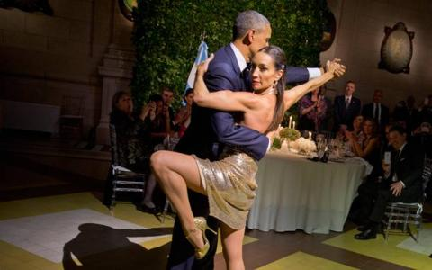 DESPICABLE: As Brussels BURNS, this is how Obama is spending his time – WATCH