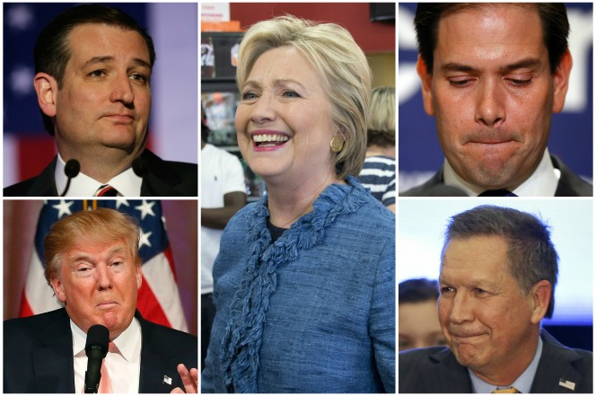 Republicans are practically handing Hillary the presidency