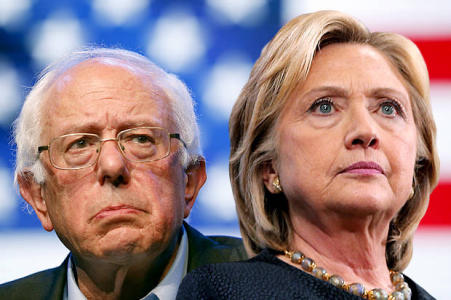 What just happened in Germany is a very HARSH lesson for Hillary and Bernie