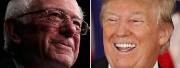 Republican and Democratic Establishments Put On Notice: Trump Scores 3 Big Wins, Sanders Upsets Clinton In Michigan