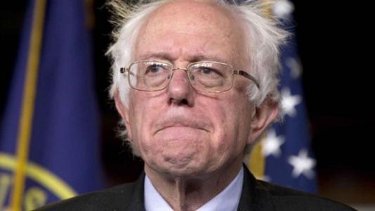 Sanders Exposes Himself on National TV
