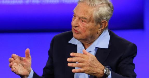 Soros: European Union in mortal danger
