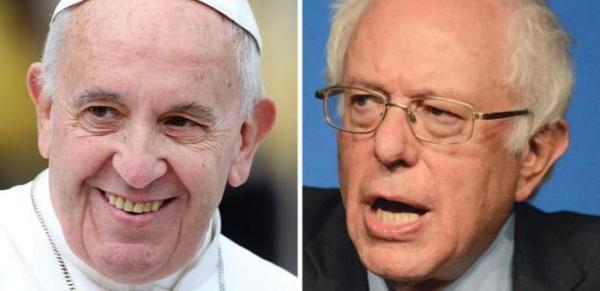 Pope's Marxist Bias in U.S. Campaign Signals New Global Order