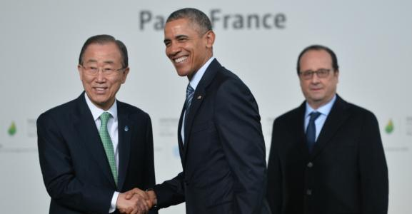Obama's Violating the Constitution by Not Submitting Climate Treaty to Senate