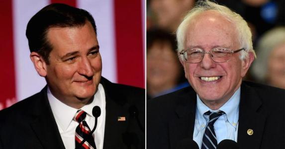 Cruz and Sanders win Wisconsin