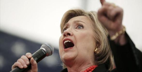 """Hillary Clinton: """"The Unborn Person Doesn't Have Constitutional Rights"""" – WATCH"""