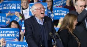 Is Bernie Sanders Pushing Millennials Left?