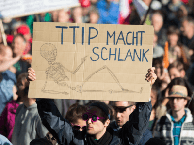 EU Leaders Rushing TTIP Negotiations As Fears Over Deal Collapse Grow