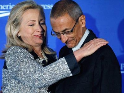 SHOCKING: Brother of Hillary's Campaign Chief John Podesta Gets $140K Per Month to Lobby for Saudis