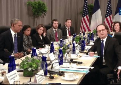 """WHITE HO– — — USE CENSORS """"ISLAMIST TERRORISM"""" FROM FRENCH PRESIDENT'S SPEECH"""
