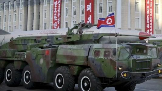 North Korea's failed missile launch prompts 'saber-rattling' jibe from China media