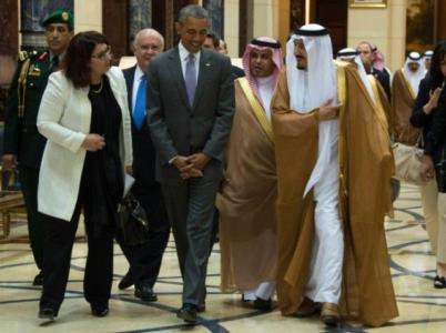 World View: King Salman Snubs Obama – Again – as He Arrives for Saudi Arabia Summit