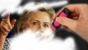How to Scrub Hillary from the Presidential Picture
