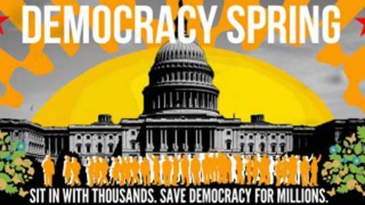 Democracy Spring: An Assault on Free Political Speech